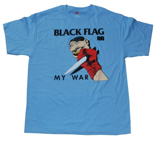 BlackFlag My Wartee