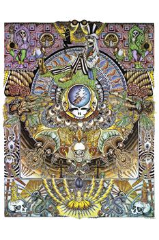 Grateful Dead Psychedelic