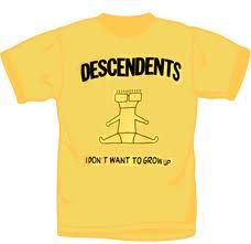 Descendents I dont wanna tee