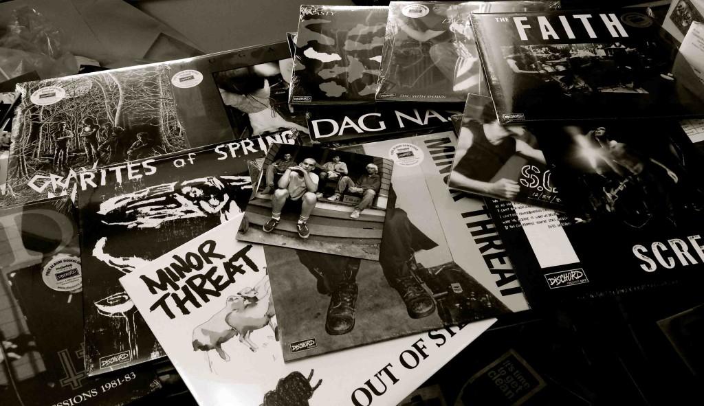 Dischord Vinyl in today(8/5/14