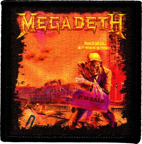Megadethpeacesells