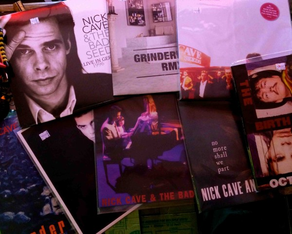@Nick Cave @Birthday Party@ Grinderman @BadSeeds