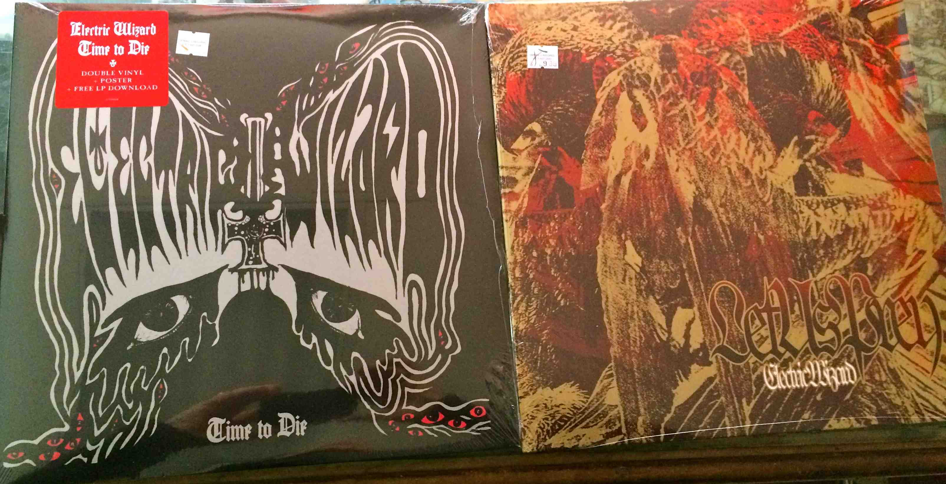 Electric Wizard Vinyl in stock! | Skinnies Records