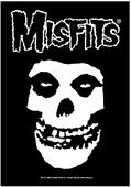Misfitsfiendskullfabric